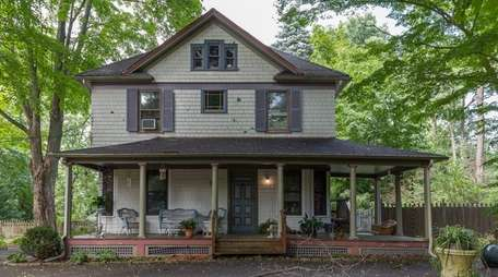 This Victorian in Smithtown, on the market for