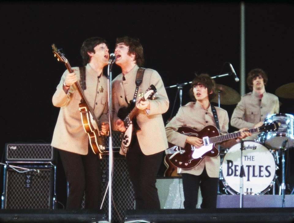 Director Ron Howard's documentary covers the group's live-performance
