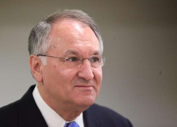 Sources say Nassau Comptroller George Maragos told some