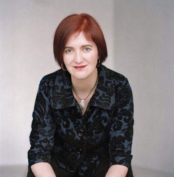 Emma Donoghue, author of