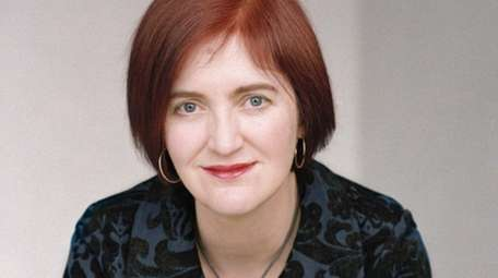 Emma Donoghue, author of
