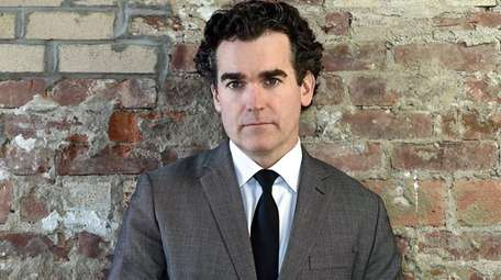 Brian d'Arcy James, above, and Megan Hilty headline