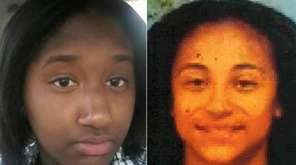 Nisa Mickens, left, is seen in a photo