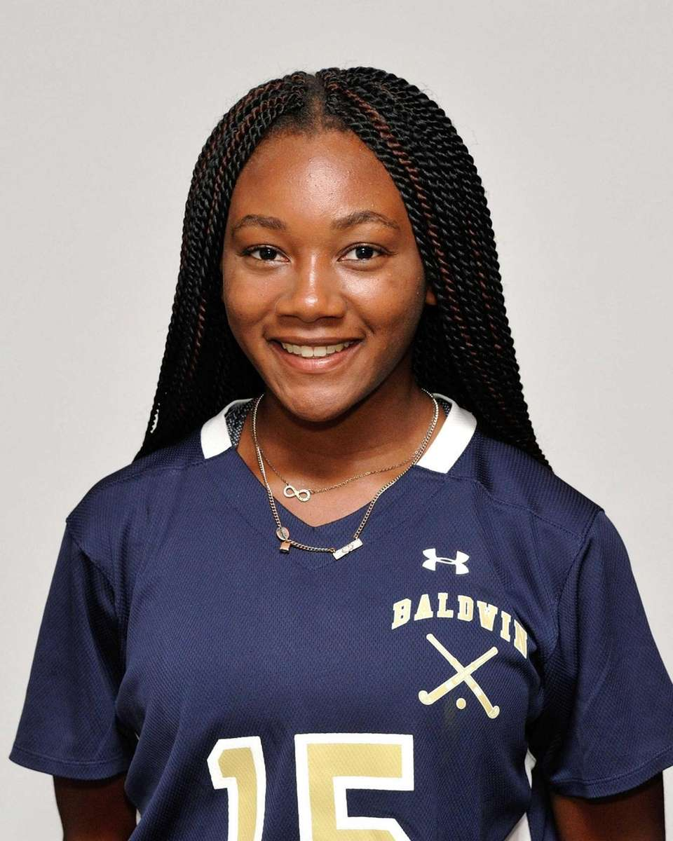 A four-year varsity starter, she moves from midfield