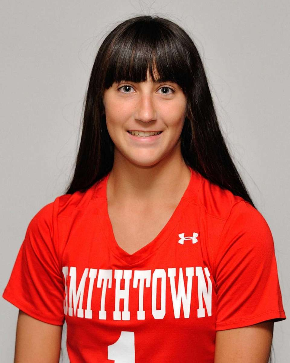 Funaro is a strong passer, and was Smithtown
