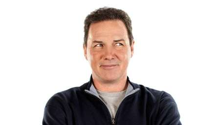 Comedian and author Norm Macdonald brings his dry