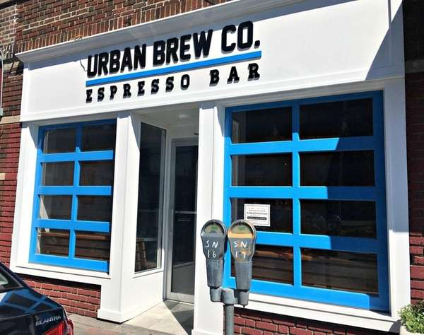 The coffee shop Urban Brew Co. is now