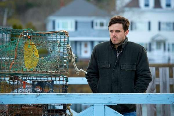 Casey Affleck in a scene from,