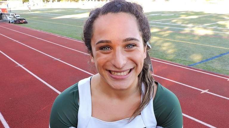 Westhampton Beach High School cheerleader Alexa White, 16,