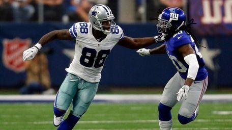 Dallas Cowboys wide receiver Dez Bryant (88)