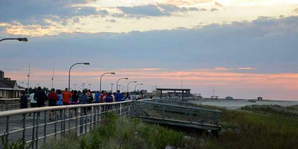 Wantagh's Jones Beach State Park remained Long Island's
