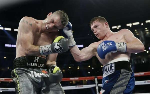 Alvarez wants GGG fight after Smith victory
