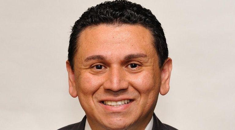Giovanni Mata, a Democratic candidate for New York