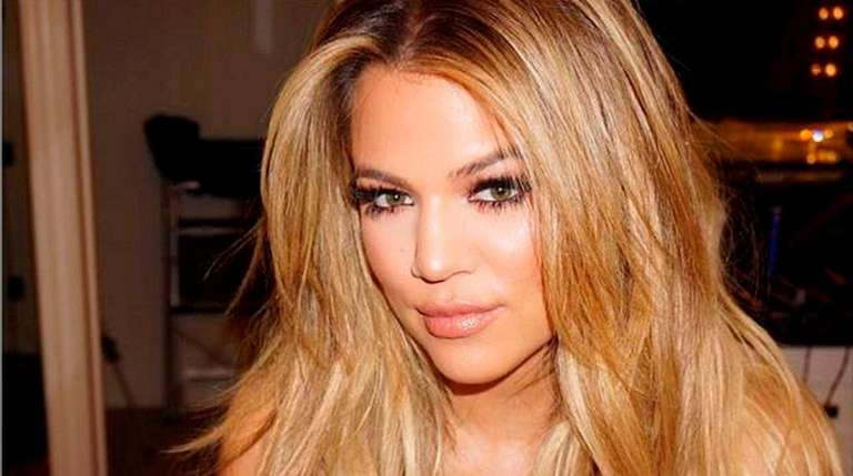 Reality TV star Khloé Kardashian has publicly declared