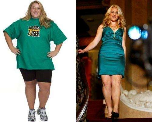 Tara Costa dropped 155 pounds in front of