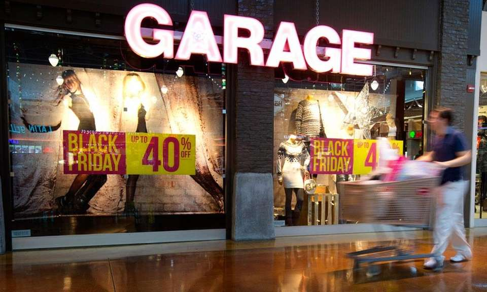 Garage, a fashion retailer for teen girls, opened