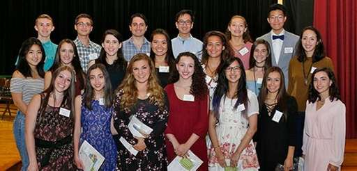 The 2016-17 Long Island Scholar artists as selected