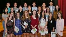 The 2017-18 Long Island Scholar artists as selected