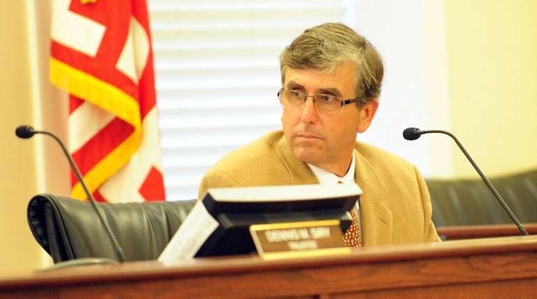 Trustee Kevin Smith wants Amityville Village to change