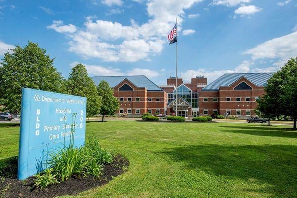 Northport VA hospital, June 6, 2016.