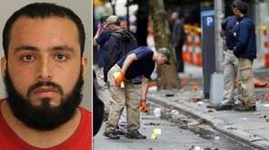 Ahmad Khan Rahami, 28, in a photograph from