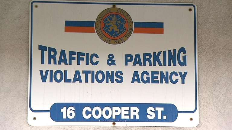 The Nassau County Traffic and Parking Violations Agency