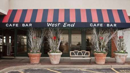 West End Cafe in Carle Place and more