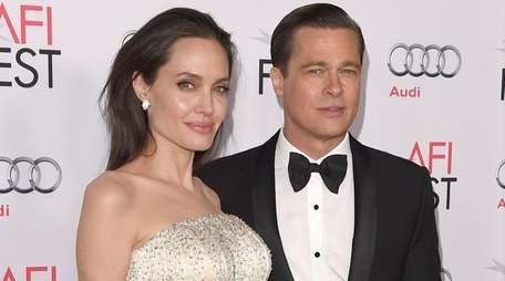 Angelina Jolie has filed for divorce from Brad