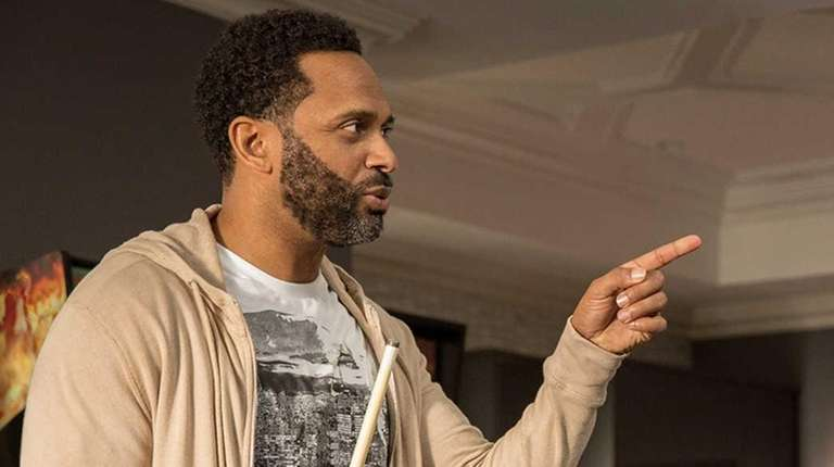 Mike Epps and Jessie T. Usher star in