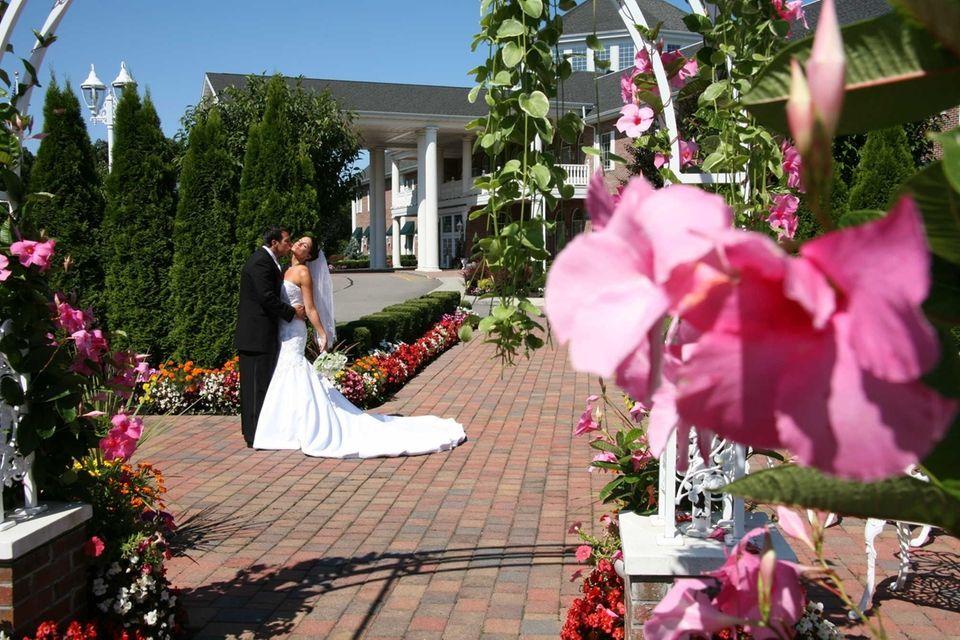 Weddings at East Wind