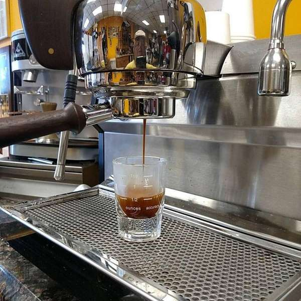 Georgio's Coffee Roasters in Farmingdale has a new