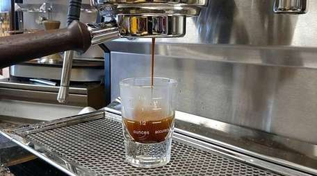 Georgio's Coffee Roasters in Farmingdale has a new