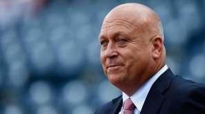 Hall of Fame baseball player Cal Ripken Jr.