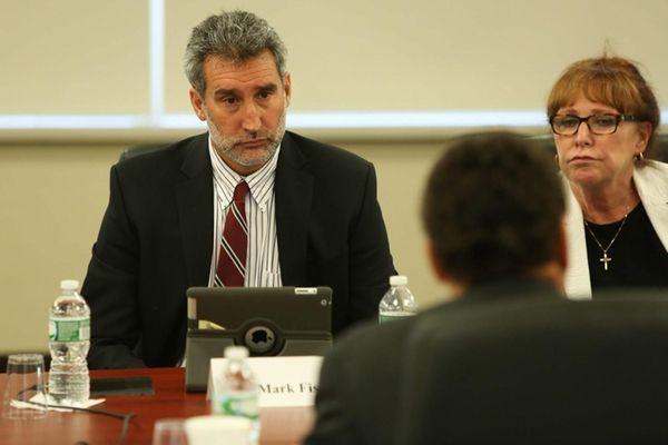 Mark Fischl, chair of LIPA's board's governance committee,