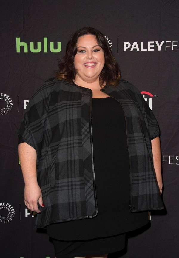 Actress Chrissy Metz stars in