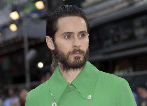 Jared Leto's representative confirmed on Sept. 20, 2016,