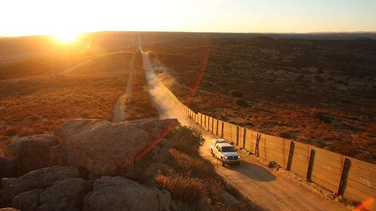 Illegal immigration and security along the U.S.-Mexico border