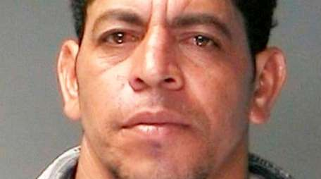 Suffolk police said Camilo Rivera was charged with