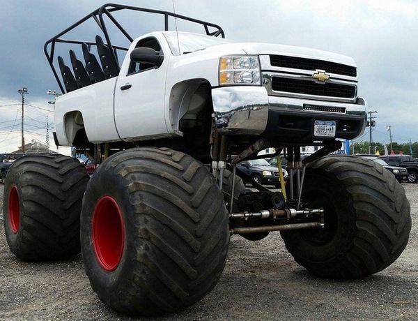 The truck belonging to Leo Terrizzi, will be