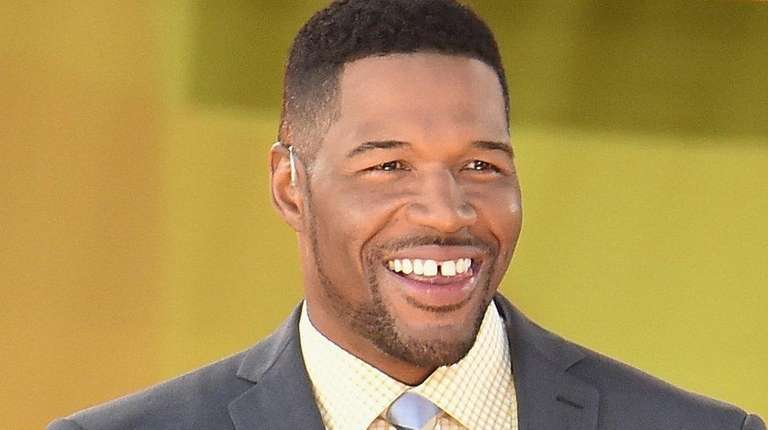 Michael Strahan talks to People magazine about