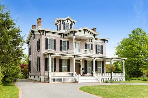 This Babylon Victorian, on the market for $999,999,