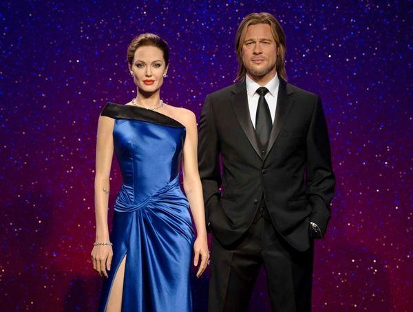 Angelina Jolie and Brad Pitt's pending divorce has