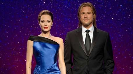 Angelina Jolie and Brad Pitt's pending divorce has