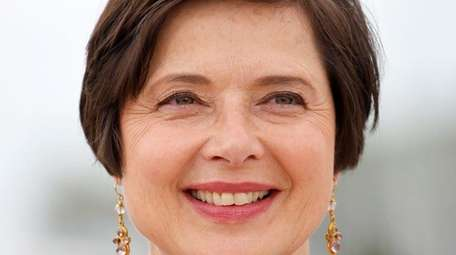 Actress Isabella Rossellini made a 911 call that