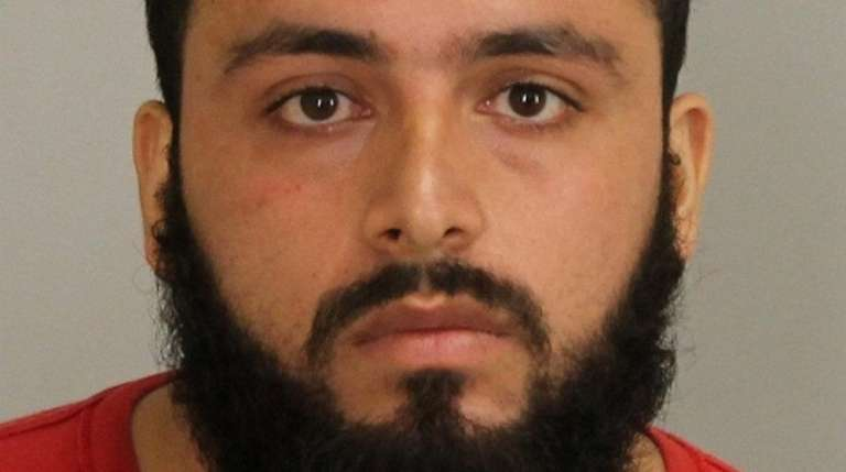 Ahmad Khan Rahami, 28, has been charged with