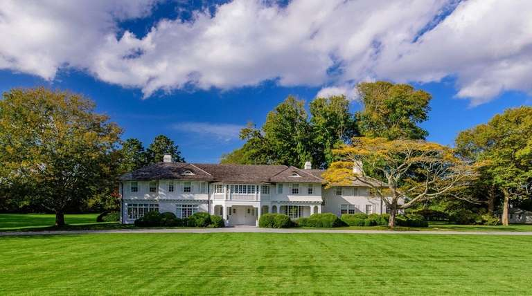 The East Hampton estate where former first lady