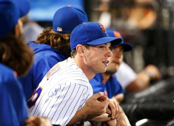 New York Mets starting pitcher Steven Matz, who