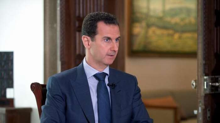 bashar al assad must go but regime change is not the answer newsday