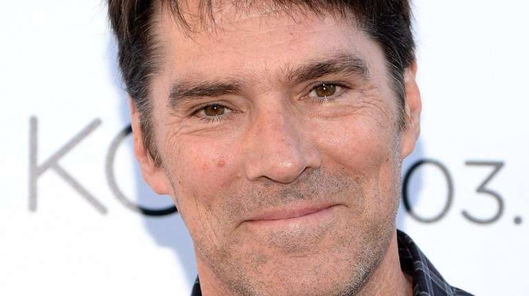 Thomas Gibson attends a benefit on Aug. 29,