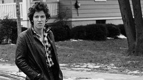Bruce Springsteen's memoir,